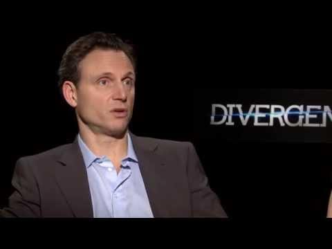 Tony Goldwyn - Divergent w/CraveOnline