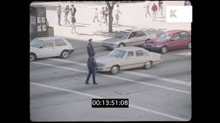 1990s New Orleans Streets, Louisiana Superdome, HD