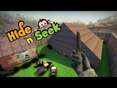 Counter-Strike Global Offensive ქართულად Hide and seek დამალობანა