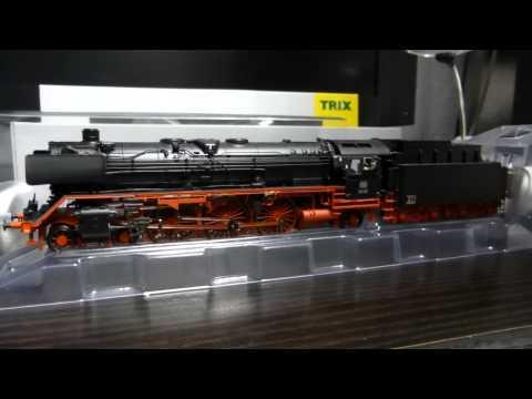 TRIX 22020 BR01 QUICK BENCH TEST