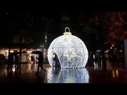 Ya es Navidad en Pontevedra