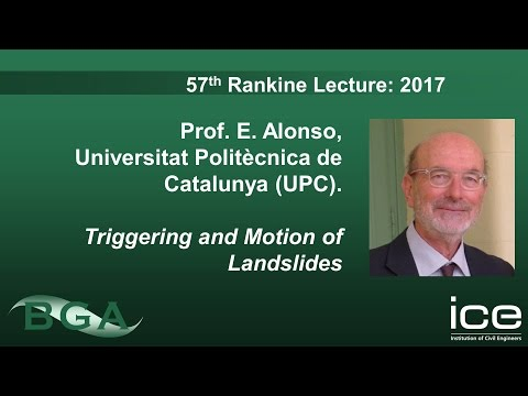 The BGA Rankine lecture 2017