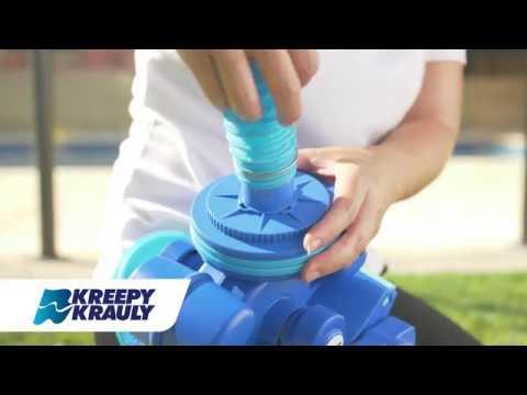 Kreepy Krauly - Installing your Sprinta Plus