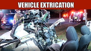 Contra Costa Fire Vehicle Extrication in Antioch