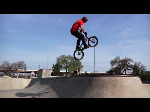 Bmx Park Riding Red Bull Ride And Seek Ep 4 Youtube