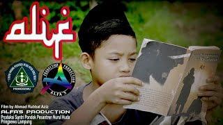 Karya santri film alif,  juara 3 nasional (festival film mui 2017)