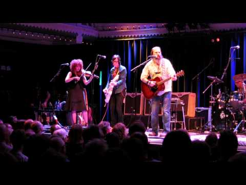 Steve Earle & The Dukes - Ben McCulloch - Live - Paradiso 2013