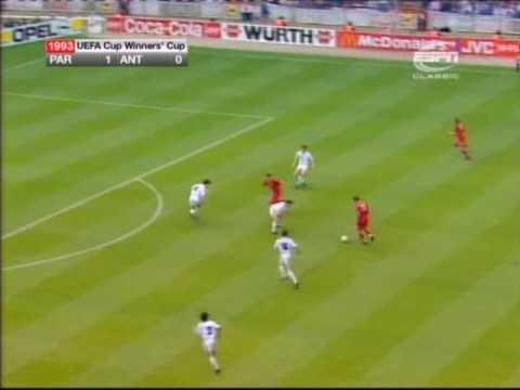 C2 : Finale 1993 : Parme - Antwerp : 3-1