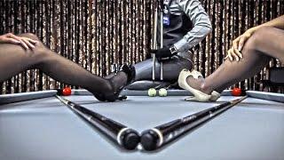 Venom Trickshots II- Episode V: Sexy Pool Trick Shots in China (HD)