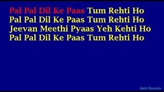 Kishore Kumar Hindi Karaoke