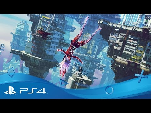 Gravity Rush 2 | Tokyo Game Show 2015 Trailer | PS4