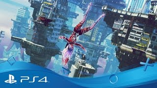 Gravity Rush 2   Tokyo Game Show 2015 Trailer   PS4