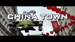 Chinese New Year 2016 London China Town 新年好  猴年吉祥