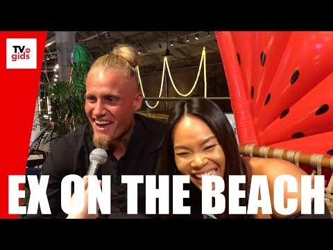 Ex on the Beach - Diaz & Lena: 'Ik heb ze allemaal gefriendzoned'