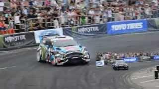 Ken Block vs D1 Driver(Masato Kawabata)
