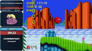 Sonic and Knuckles 2 by Viixie_ in 30:55 - Frame Fatales 2019