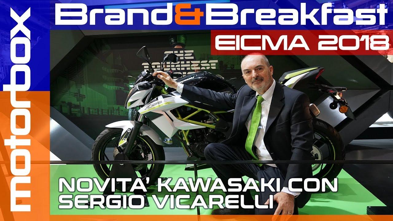 Novità Kawasaki A Eicma 2018 Kawasaki Z 125 E Ninja 125 Per I Più