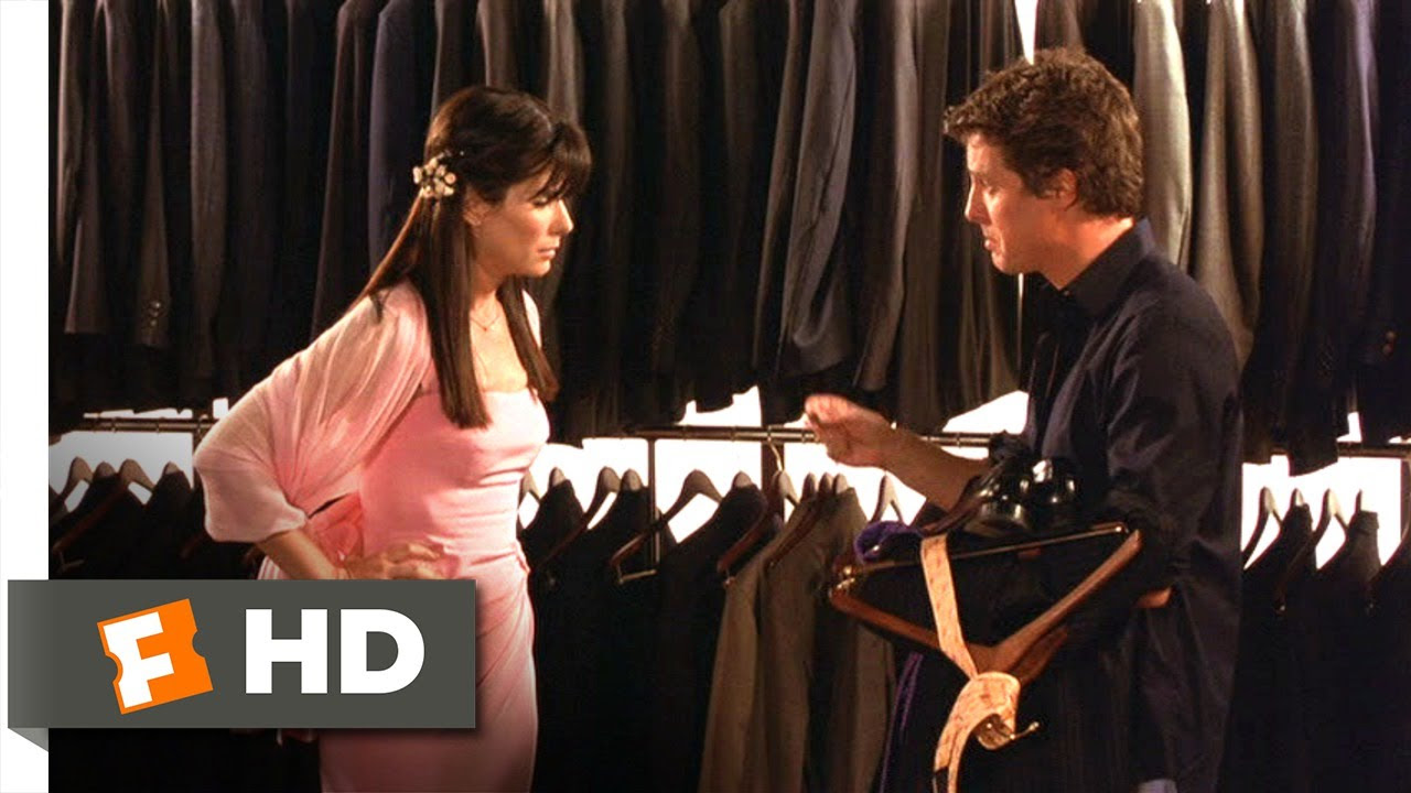 Two Weeks Notice (1/6) Movie CLIP - Lucy Gives Notice (2002) HD