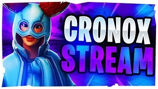 GAME WITH CLAN MEMBERS! BUG Cronox - Fortnite [954 WINS/18,655 KILLS]