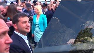Два разных обмена. Как встречали заключенных в Москве и Киеве