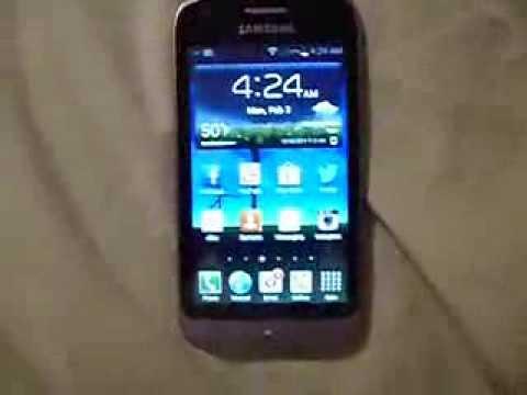 UPDATE: Samsung Galaxy Victory(Virgin Mobile)