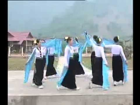 Điệu xòe thương nhau - Múa xòe dân tộc Thái