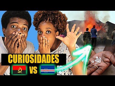5 CURIOSIDADES SOBRE ANGOLA E CABO VERDE |CPLP|
