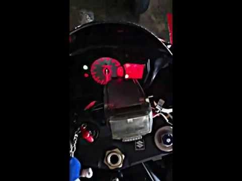 Suzuki Gsxr 600 07 F1 code