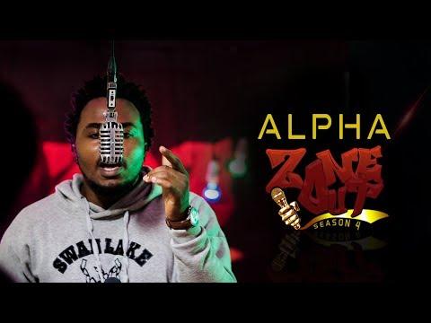 Alpha - The Rap Phoenix | ZoneOut Sessions [S04 EP10] | FreeMe TV