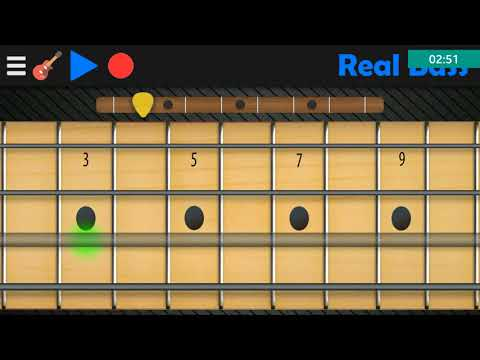 Bass Cover Tetap Semangat - Bondan Prakoso (Real Bass)
