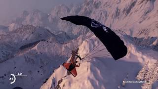 STEEP New Jet Wing Suit