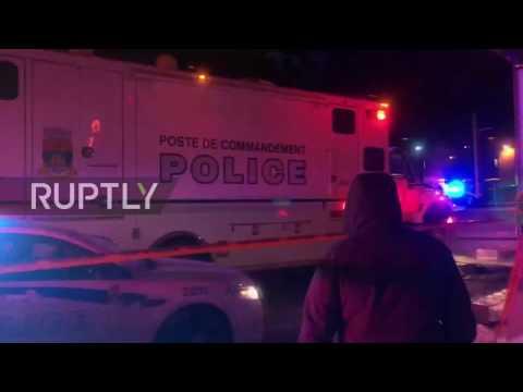 Canada: Five dead after gunmen attack Quebec mosque