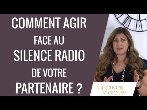 COMMENT AGIR FACE AU SILENCE RADIO DE VOTRE PARTENAIRE ?