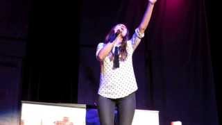 Sara Bareilles - Part Of Your World, Little Mermaid (Vancouver 5/9/13 The Brave Enough Tour)