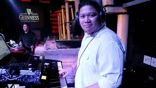 Cakra Khan - OPENING - ROLLING IN THE DEEP (Keys Cam Gerry Anake) Live Club 36