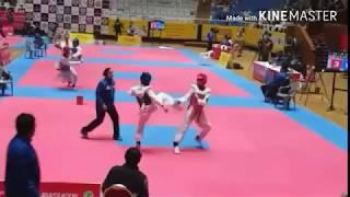 Amazing Best Martial Arts Taekwando Fights In National Taekwando Championship