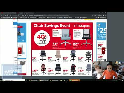 October 13, 2019 Weekly Retail Ad Notable Deals For Office Depot Officemax & Staples