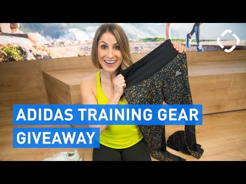 3 Tips to Reach Your Training Goals + adidas GIVEAWAY!!!