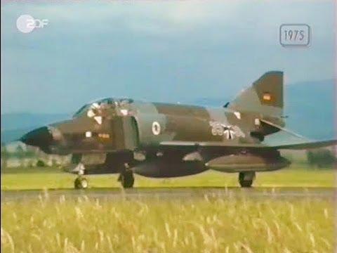 "ZDF Reportage Vor 30 Jahren AG 51 ""Immelmann"" RF-4E Phantom II"