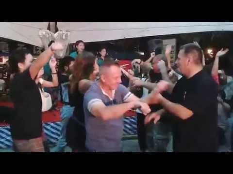 "Okinawan music - Okinawan-Polish-French ""pogo"" dance ;-)"