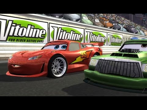 Cars Race O Rama Full Walkthrough Hd Youtube