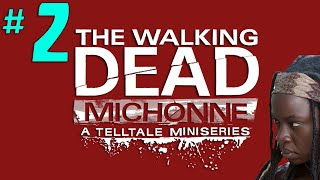 The Walking Dead | Michonne Episode 1 Part 2 | PUMP FAKE (PC Gameplay)