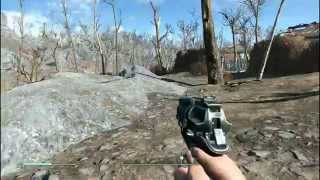 Fallout 4 Nvidia GT430 1 GB Gameplay