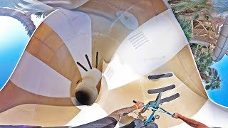 UNREALWATERPARKBMXRIDINGINDUBAI!(360VIDEO)