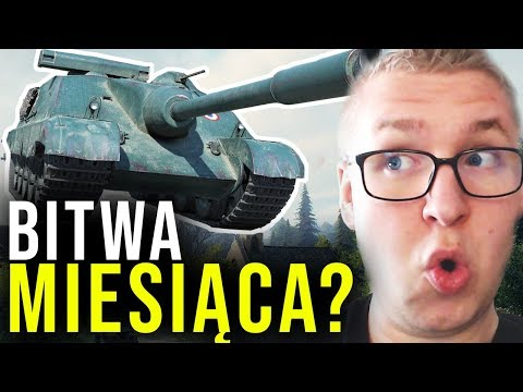 BITWA MIESIĄCA? - World of Tanks thumbnail