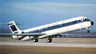 McDonnell Douglas MD-80 Promo Film - 1983