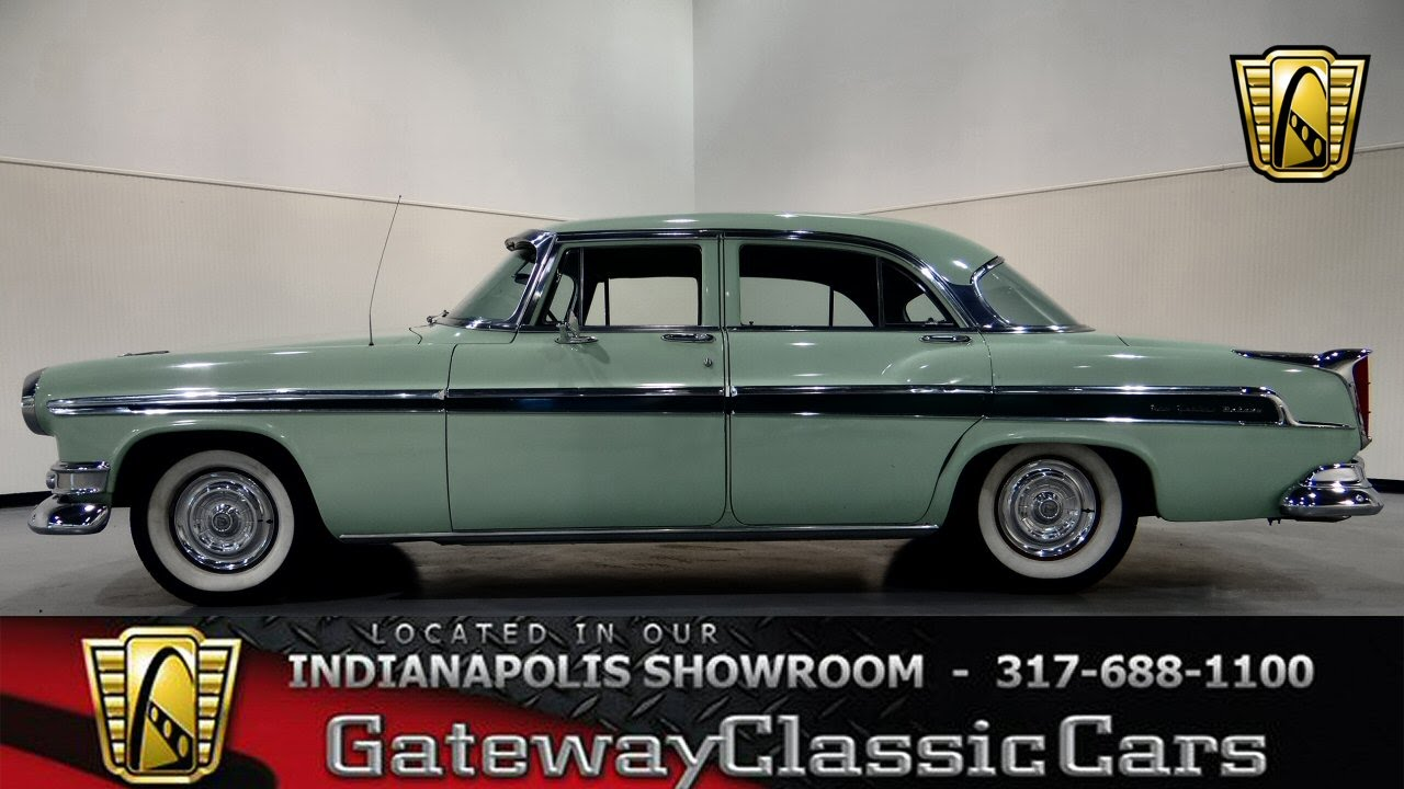1955 Chrysler New Yorker 247 Ndy Gateway Classic Cars 1949 Town And Country Hubcaps Indianapolis
