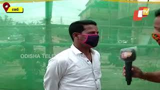 COVID Enforcement Drive - Mask Checking In Khordha