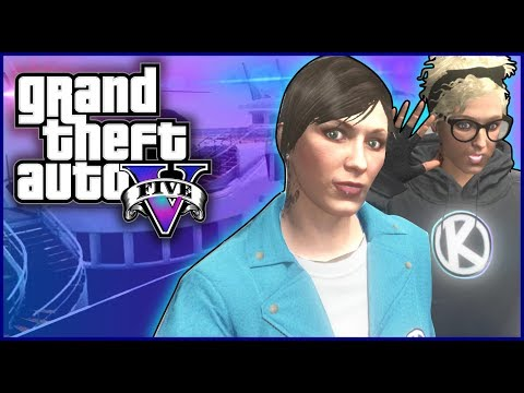 GTA 5 Online Funny Moments - Abandoned Yacht Glitch, Stockpile Mode & More!