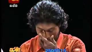 Dam Patin La Sada Basa Yanawa song by Gunadasa Kapuge's son Mithra Kapuge